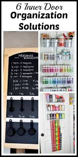 Kitchen Organization Ideas Small Spaces 3503 Best Images About Organization On Pinterest