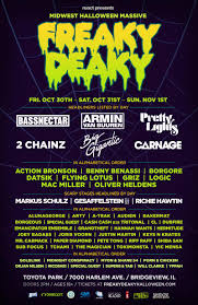 5 reasons why freaky deaky is going to be massive this halloween