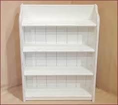 White Shabby Chic Bookcase Shabby Chic Bookcase Target Home Design Ideas