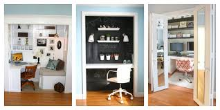 half closet half desk creating a home office with little or no space the essex barn