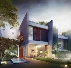 wonderful modern bungalow design concept gallery best