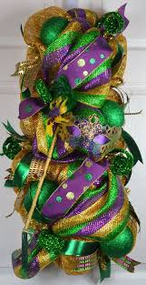 mardi gras mesh 11 best mardi gras swag images on bobs carnival masks