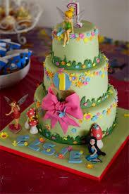 tinkerbell birthday cake a birthday party