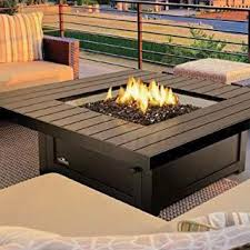48 Inch Fire Pit by Napoleon St Tropez Patioflame 48 Inch Propane Gas Fire Table With