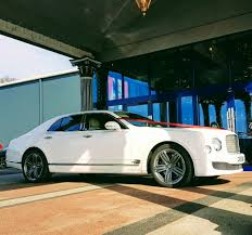 bentley mulsanne 2015 white white bentley mulsanne hire