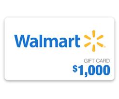 1000 gift card 1000 gift card walmart
