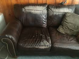 Leather Sofa Problems Buy Kiska Chocolate Reclining Sofa From Www