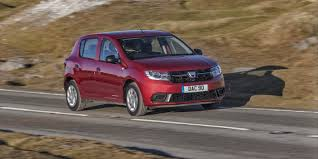 sandero renault price dacia sandero driving comfort and performance carwow