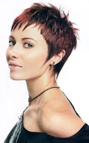 stylish short haircuts for women over 40 hair style and color