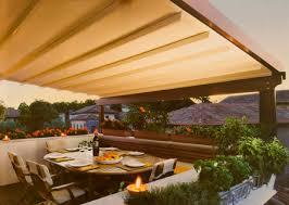 tettoie per terrazze copertura per il terrazzo coperture terrazzi 620x442 interno