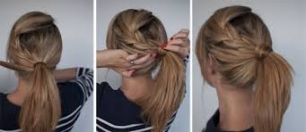 hairstyles using rubber bands moment unwashed hairstyles idea