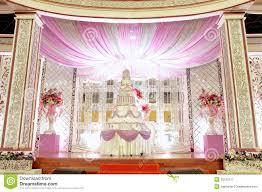 elegance wedding decoration stock image image 35120171