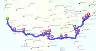 map usa route planner route planner cool map with driving directions thefoodtourist