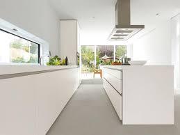 cuisine blanche avec ilot central emejing ilot central de cuisine blanc avec evier ideas design