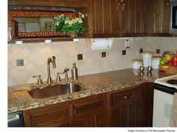 Kitchen Backsplash Alternatives Alternatives To Tile Backsplashes In A Kitchen Home Studio
