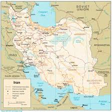 Isfahan On World Map by
