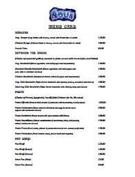 menu card templates card template free create edit fill and print