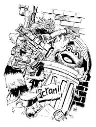 when rocket raccoon met oscar the grouch dean kotz