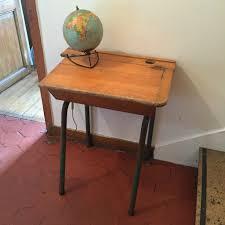 bureau ancien ecolier petit bureau ancien d écolier tabouret haut lilly broc