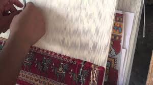 Silk Turkish Rugs Turkish Traditional Carpet Making Youtube