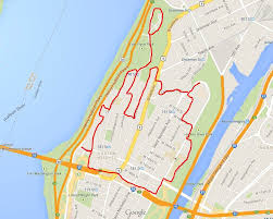 Washington Heights Map by Washington Heights Pt Iii U2014 Walking Manhattan