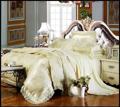 Bedding Sets Luxury Wholesale Amazing Blue 100 Tencel Silk Luxury Bedding Set