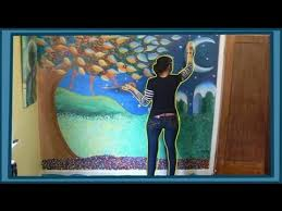 paint my bedroom painting my bedroom wall youtube
