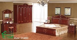 bedroom wood furniture design bed 2017 solid oak bedroom