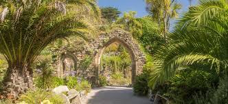 tresco abbey garden isles of scilly tresco island