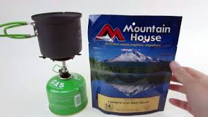 Mountain House Food by Mountain House Lasagna With Meat Sauce Freeze Dried Food Pouch
