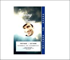 wording for funeral program template funeral program template word wording exles funeral
