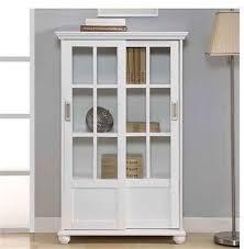 Media Cabinet With Sliding Doors Amazing Atlantic Windowpane Media Cabinet With Sliding Glass Doors