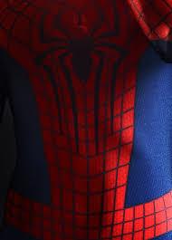 2015 3d printing new the amazing spider man 2 superhero costume