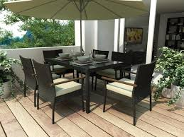 Best Deals On Patio Dining Sets - patio 62 8 person outdoor dining set patio dining sets