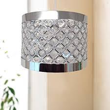 silver pendant light shade moda sparkly ceiling pendant light shade fitting silver by
