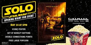 opening night fan event star wars the last jedi cinemark theatres on twitter be the first to see solo a starwars