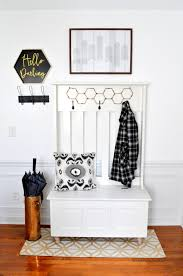 Entryway Hall Tree by How To Add Feet Legs To Furniture Made In A Day