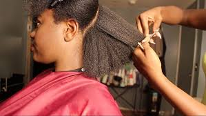 where can i find a hair salon in new baltimore mi that does black hair natural hair salon visit blowdry trim youtube