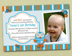 photo personalised hoot owl birthday invitations by deezeedesign