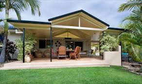 Roof Patio by Adaptit Cairns Patio Builders Trinity Park