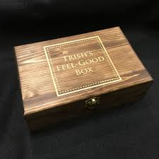 customized keepsake box 48 best engraved rustic keepsake boxes images on