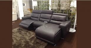 canapé cuir relax électrique denver relaxation électrique et méridienne personnalisable sur