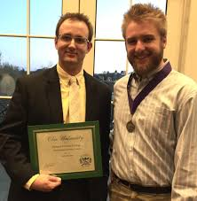Snyder Named Distinguished Faculty Mentor By Ohio University     s Honors Tutorial College Ohio University School of Media Arts   Studies