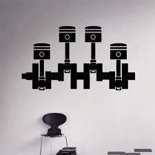 Home Interior Wall Art Online Get Cheap Engine Wall Aliexpress Com Alibaba Group