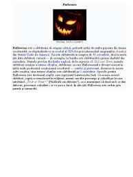 halloween halloween trick or treating