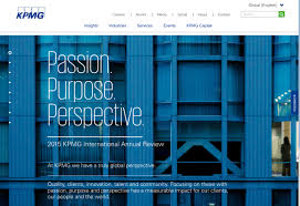 kpmg identity 2015 redesign fonts in use