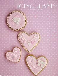 heart shaped cookies heart shaped cookies for couples 2056205 weddbook