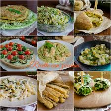 giallo zafferano cucina vegetariana raccolta di ricette con le zucchine ricette facili e veloci