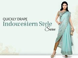 Lehenga Style Saree Draping Diy Lehenga Style Saree Watch Video To Learn These Easy Steps