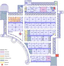 building floor plan creol building creol the of optics photonics at the
